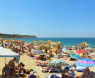 Пляж Учкуевка